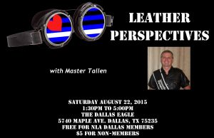 2015 08 Leather Perspectives